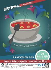 ANNULÉ Soupe pour tous !