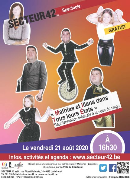 Affiche-spectacle