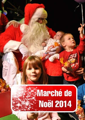 PHOTOS DU MARCHÉ DE NOËL 2014