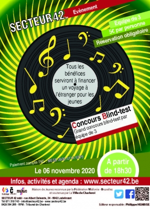 06-11-2020 - CONCOURS BLIND-TEST