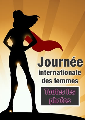 PHOTOS DE LA JOURNÉE INTERNATIONALE DES FEMMES 2015